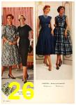 1958 Sears Spring Summer Catalog, Page 26