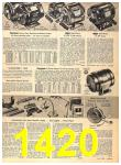 1956 Sears Fall Winter Catalog, Page 1420
