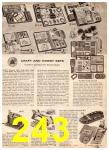 1955 Sears Christmas Book, Page 243