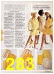 1969 Sears Spring Summer Catalog, Page 283