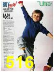 1988 Sears Fall Winter Catalog, Page 516