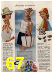 1960 Sears Spring Summer Catalog, Page 67