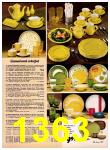 1972 Sears Fall Winter Catalog, Page 1363