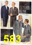 1958 Sears Fall Winter Catalog, Page 583