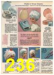 1965 Sears Spring Summer Catalog, Page 236