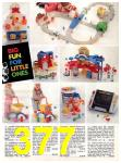 1990 Sears Christmas Book, Page 377