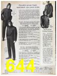 1967 Sears Fall Winter Catalog, Page 644