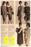 1963 Sears Fall Winter Catalog, Page 92