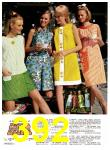 1969 Sears Spring Summer Catalog, Page 392