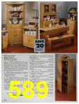 1991 Sears Fall Winter Catalog, Page 589