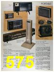 1989 Sears Home Annual Catalog, Page 575
