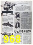 1967 Sears Spring Summer Catalog, Page 968