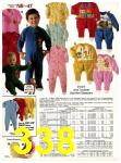 1982 Sears Fall Winter Catalog, Page 338