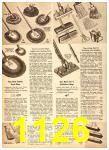 1958 Sears Fall Winter Catalog, Page 1126