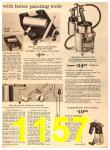 1960 Sears Fall Winter Catalog, Page 1157