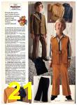 1971 Sears Fall Winter Catalog, Page 21