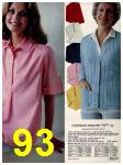 1981 Sears Spring Summer Catalog, Page 93