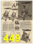 1960 Sears Spring Summer Catalog, Page 449