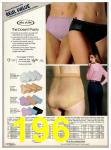 1982 Sears Fall Winter Catalog, Page 196