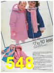1988 Sears Fall Winter Catalog, Page 548