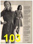 1973 Sears Fall Winter Catalog, Page 103