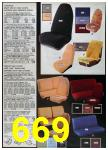 1986 Sears Fall Winter Catalog, Page 669
