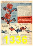 1958 Sears Spring Summer Catalog, Page 1336