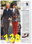 1973 Sears Spring Summer Catalog, Page 138