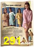 1969 Sears Spring Summer Catalog, Page 291