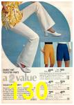1972 Montgomery Ward Spring Summer Catalog, Page 130