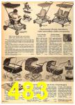 1962 Sears Fall Winter Catalog, Page 483