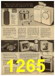 1965 Sears Spring Summer Catalog, Page 1265