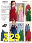 1982 Sears Fall Winter Catalog, Page 329