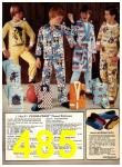 1977 Sears Fall Winter Catalog, Page 485