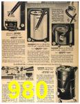 1964 Sears Spring Summer Catalog, Page 980