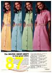 1974 Sears Spring Summer Catalog, Page 87