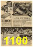 1961 Sears Spring Summer Catalog, Page 1100