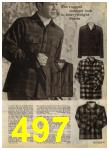 1968 Sears Fall Winter Catalog, Page 497
