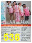 1988 Sears Spring Summer Catalog, Page 536