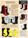 1974 Sears Fall Winter Catalog, Page 524