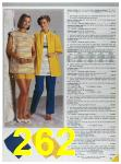 1985 Sears Spring Summer Catalog, Page 262