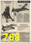1977 Sears Fall Winter Catalog, Page 768