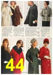 1963 Sears Fall Winter Catalog, Page 44