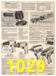 1982 Sears Fall Winter Catalog, Page 1029