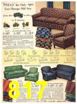 1940 Sears Fall Winter Catalog, Page 817