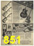 1965 Sears Fall Winter Catalog, Page 851