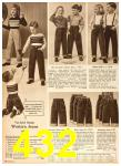 1958 Sears Fall Winter Catalog, Page 432