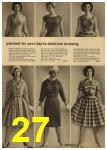 1961 Sears Spring Summer Catalog, Page 27