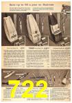 1960 Sears Fall Winter Catalog, Page 722
