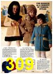 1976 Sears Fall Winter Catalog, Page 309